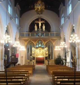 Carshalton All Saints' Parish Church