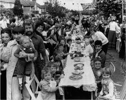 A Sutton Street Party from times past