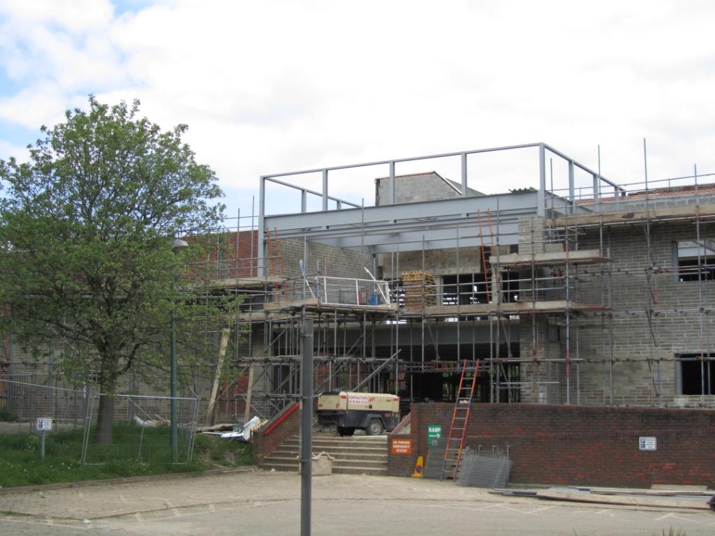 West Street Carshalton Building Works