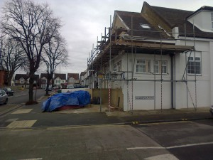 Wentworth Hall Redevelopment Latest Photos Carshalton
