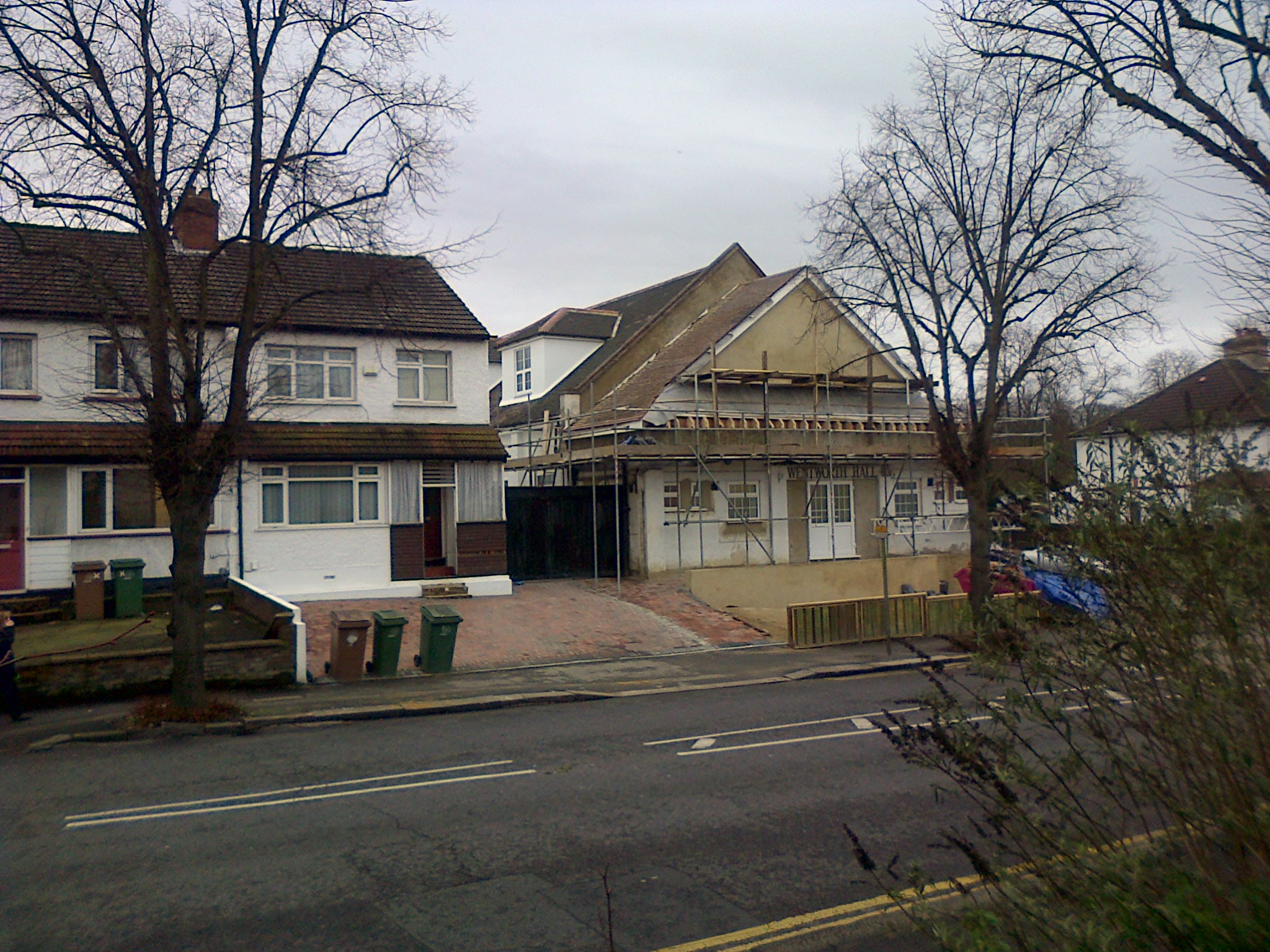 Wentworth Hall 80 Ruskin Road Update On Planning