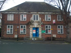 Old Carshalton Library (and former Town Hall)