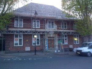 Old Carshalton Library, The Square
