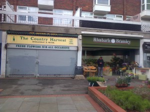 New Greengrocers & Fruiterers Opens iN Carshalton High Street
