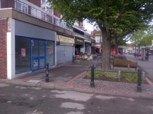 Beacon Grove: Costa Coffee's Proposed New Premises