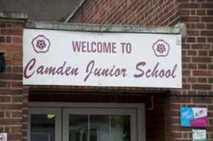 Camden Junior School, Carshalton