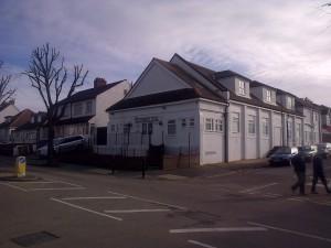 Wentworth Hall on Saturday 25th January 2014