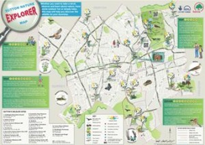 The Sutton Nature Map