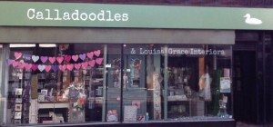 Calladoodles Shop, High Street, Carshalton